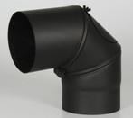 ESTECH - ESCER - koleno otoč. 150 0-90° s čistícím otvorem